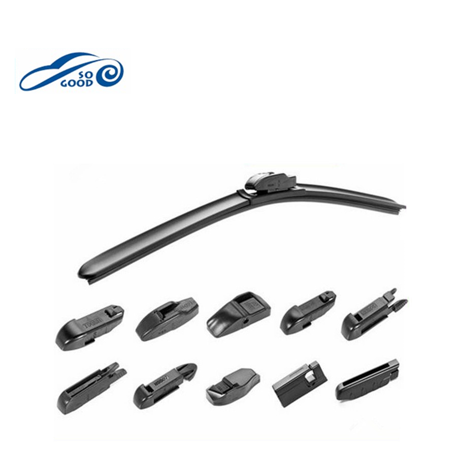 Top Front Multifit Windshield Wiper Blades